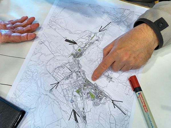 Desarrollo de jornada de urbanismo y movilidad sostenible impartida por Inteligencia Colectiva