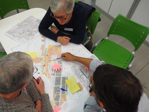 Urbanismo y movilidad sostenible jornada impartida por Inteligencia Colectiva