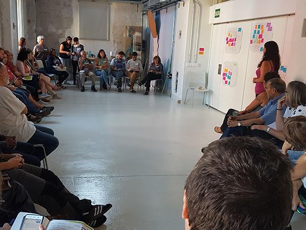 Desarrollo de un evento participativo dirigido por Inteligencia Colectiva