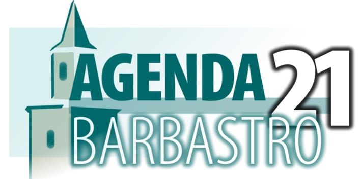 Logo de la Agenda 21 Barbastro cliente de Inteligencia Colectiva