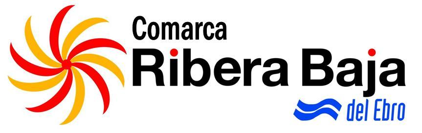 Logo Comarca Ribera Baja del Ebro cliente de Inteligencia Colectiva