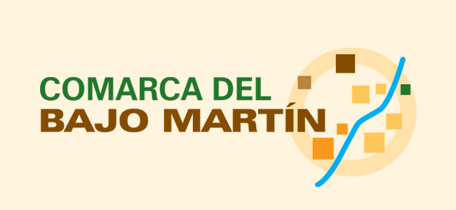 Logo Comarca del Bajo Martín cliente de Inteligencia Colectiva
