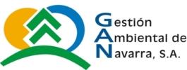 Logo de la Gestión Ambiental de Navarra cliente de Inteligencia Colectiva