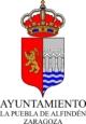 Logo del Ayuntamiento de La Puebla de Alfindén cliente de Inteligencia Colectiva