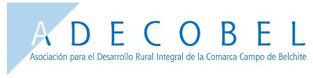Logo de la Asociación para el Desarrollo Rural Integral de la Comarca Campo de Belchite cliente de Inteligencia Colectiva