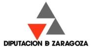 Logo de la Diputación de Zaragoza cliente de Inteligencia Colectiva