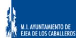 Logo de M.I. Ayuntamiento de Ejea de los Caballeros cliente de Inteligencia Colectiva