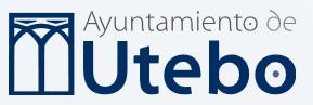 Logo del Ayuntamiento de Utebo cliente de Inteligencia Colectiva