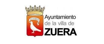 Logo del Ayuntamiento de la Villa de Zuera cliente de Inteligencia Colectiva